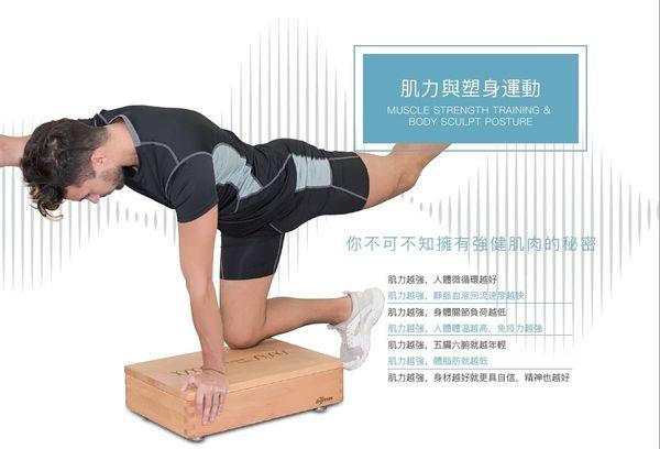 肌肉修身運動