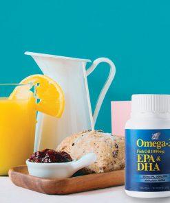 Omega-3 奧米加-3 深海魚油